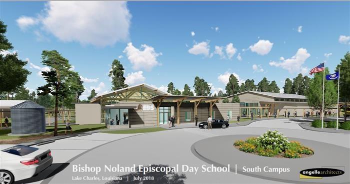 Bishop Noland Episcopal Day Schools South Campus Lake Charles, Lousiana July 2018
